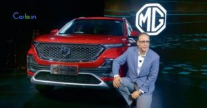 MG Motor's electric vehical strategy to cause disruption?