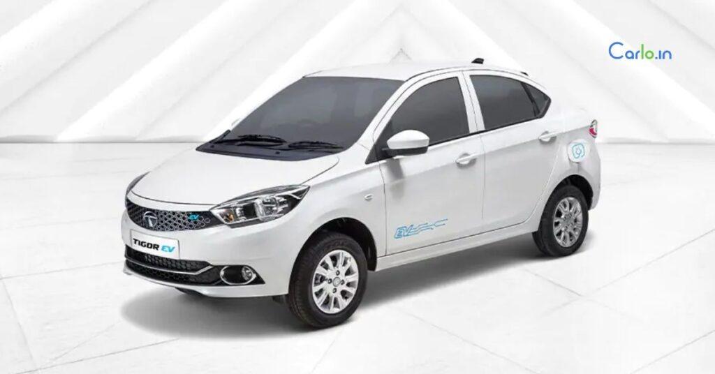 Tata delivers Tigor EV to Ministry of AYUSH
