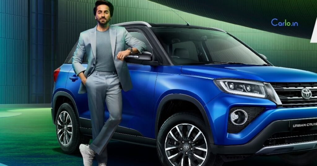 Key Features Of New Toyota Urban Cruiser Carlo In Blog