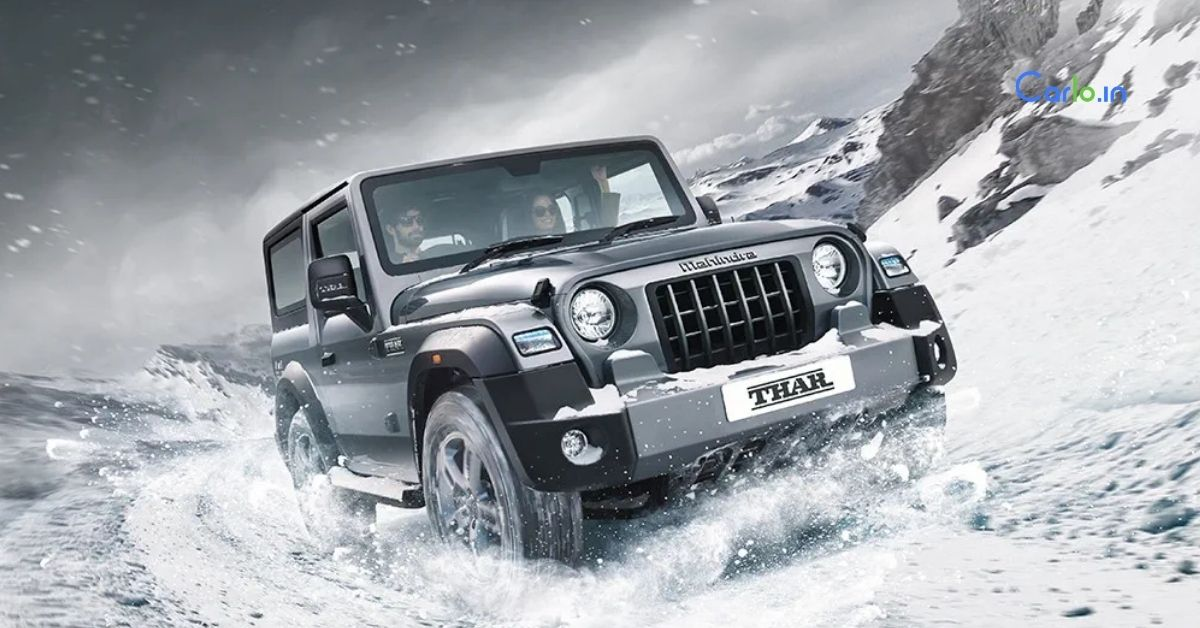2020 Mahindra Thar Prices Leaked Carlo In Blog