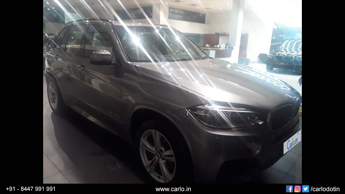Used Bmw X5 M Sport Car For Sale In New Delhi Registration Year
