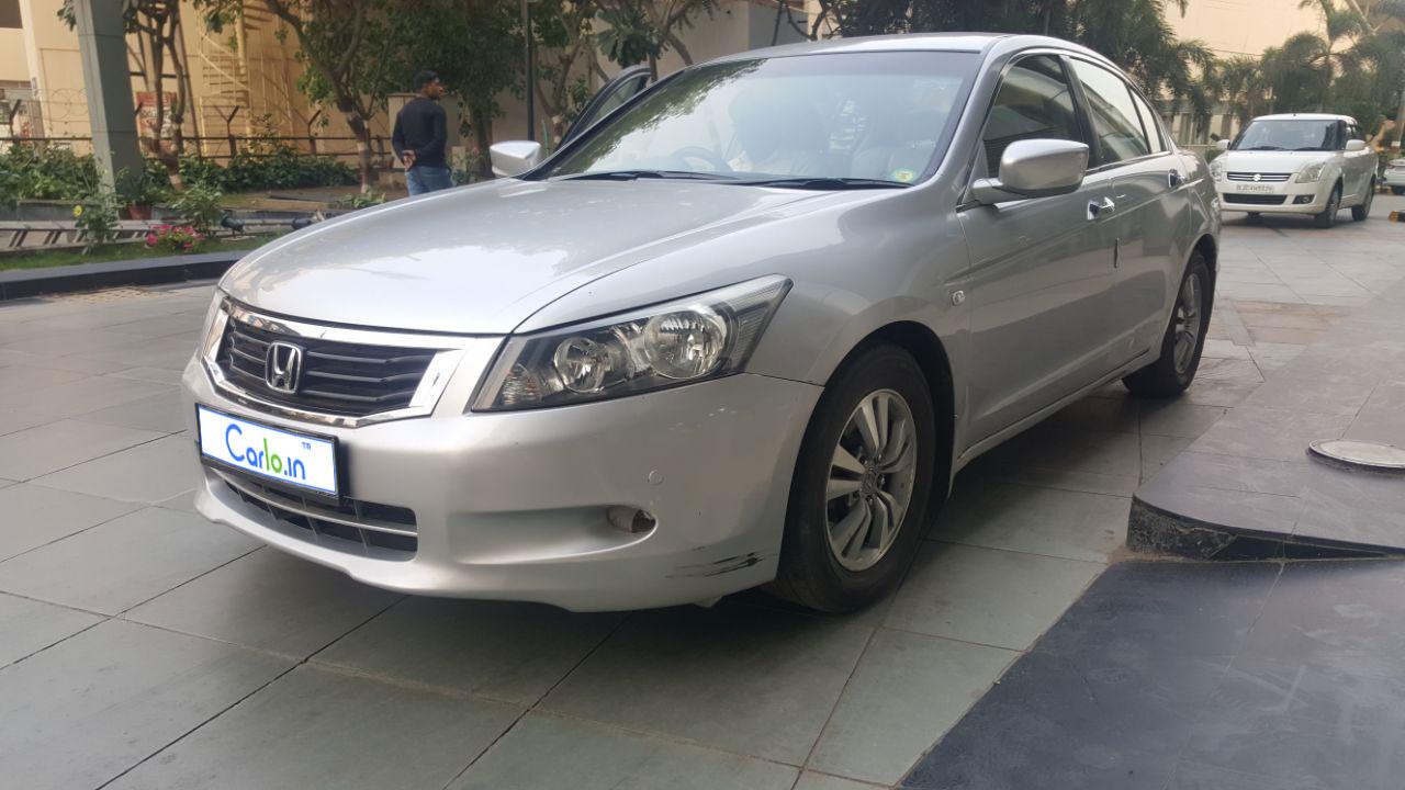 Used Honda ACCORD VTi-L 24 MT Car for Sale in New delhi ...
