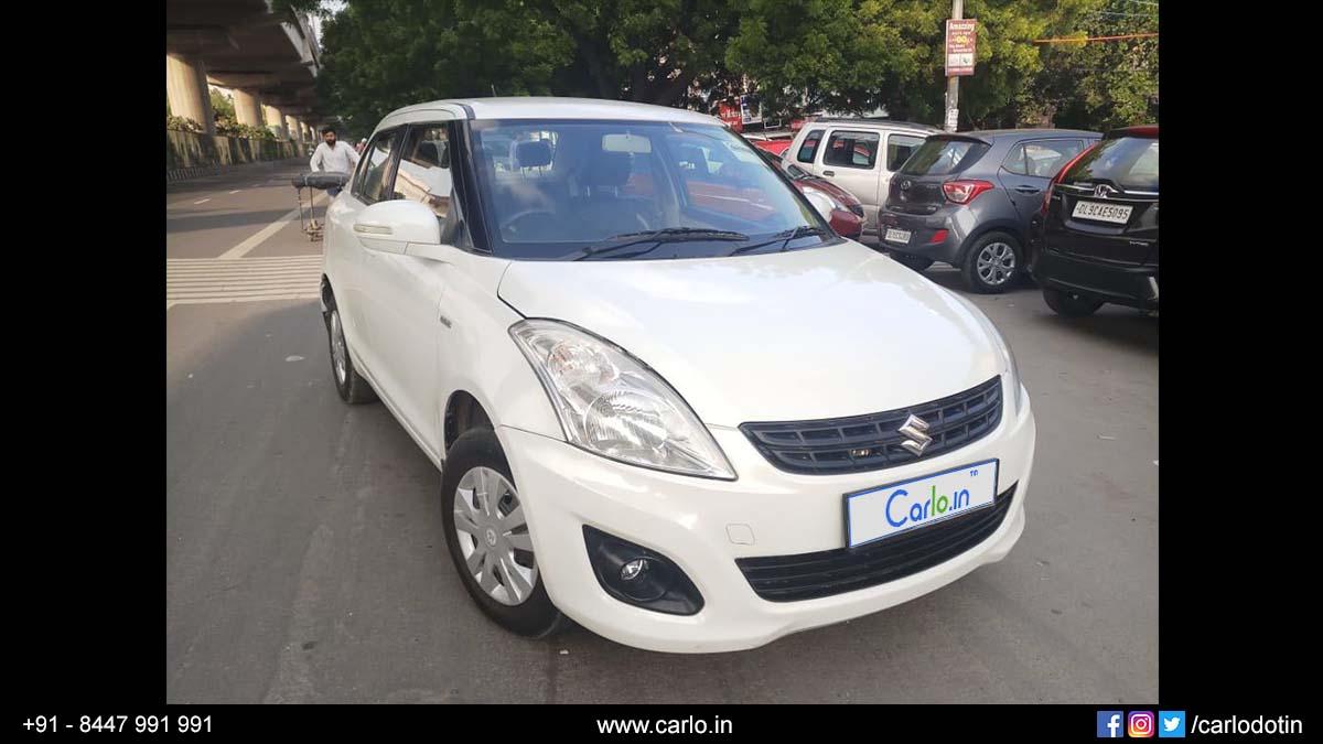 Used Maruti Suzuki Swift Dzire Vdi Car For Sale In New Delhi 2014
