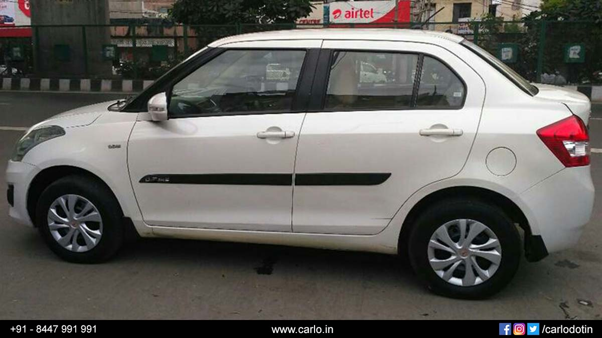 Used Maruti Suzuki Swift Dzire Vdi Car For Sale In New