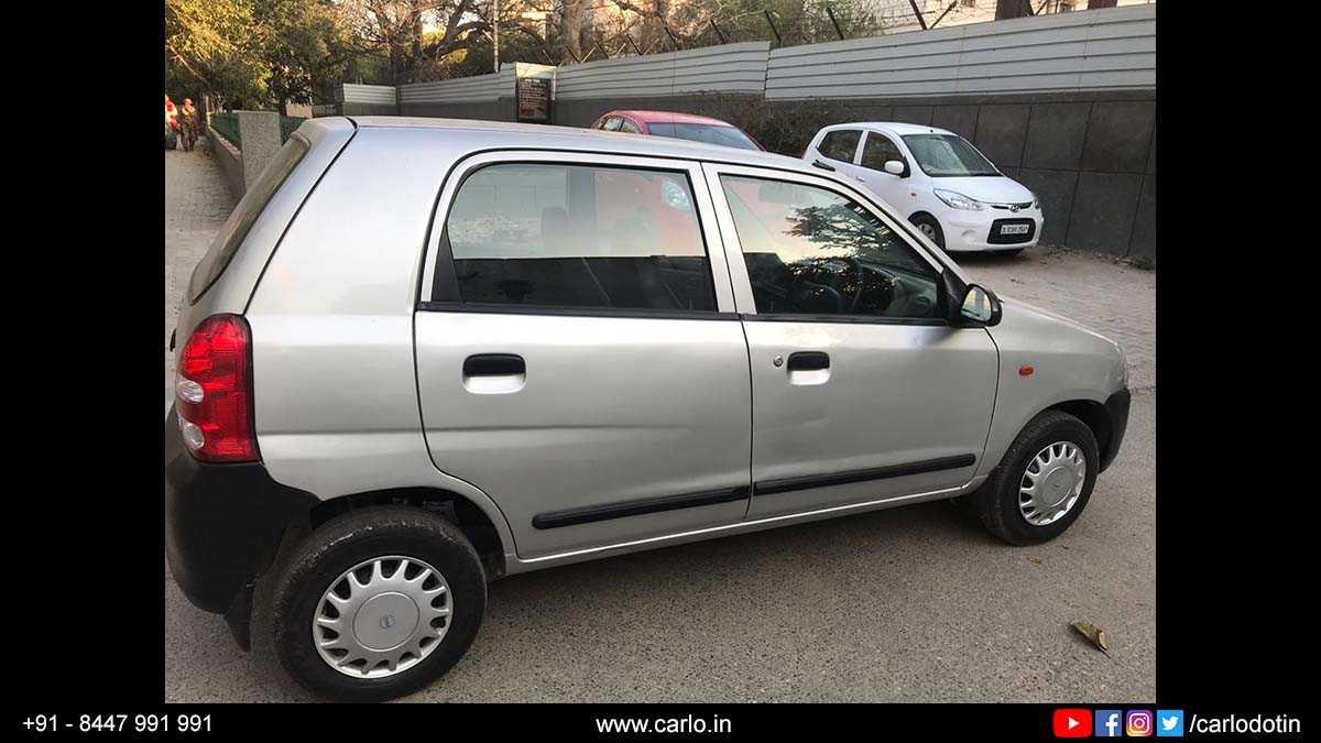Used Maruti Suzuki Alto Lxi Car for Sale in New delhi, 2012 Registration year - Carlo.in