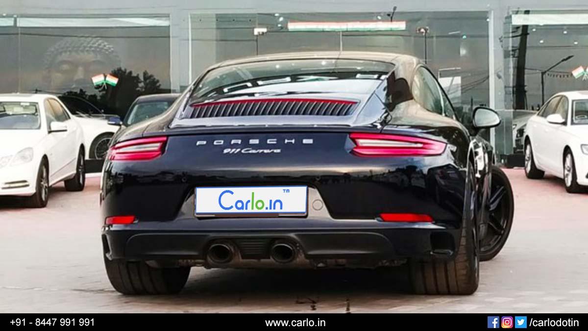 Used Porsche 911 Carrera Car For Sale In New Delhi 2017