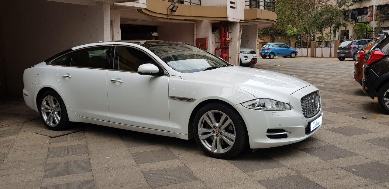Used Jaguar Xj L 3 0 V6 Portfolio Car For Sale In New