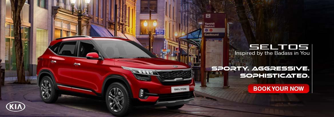 KIA SELTOS Car Online Pre Booking India