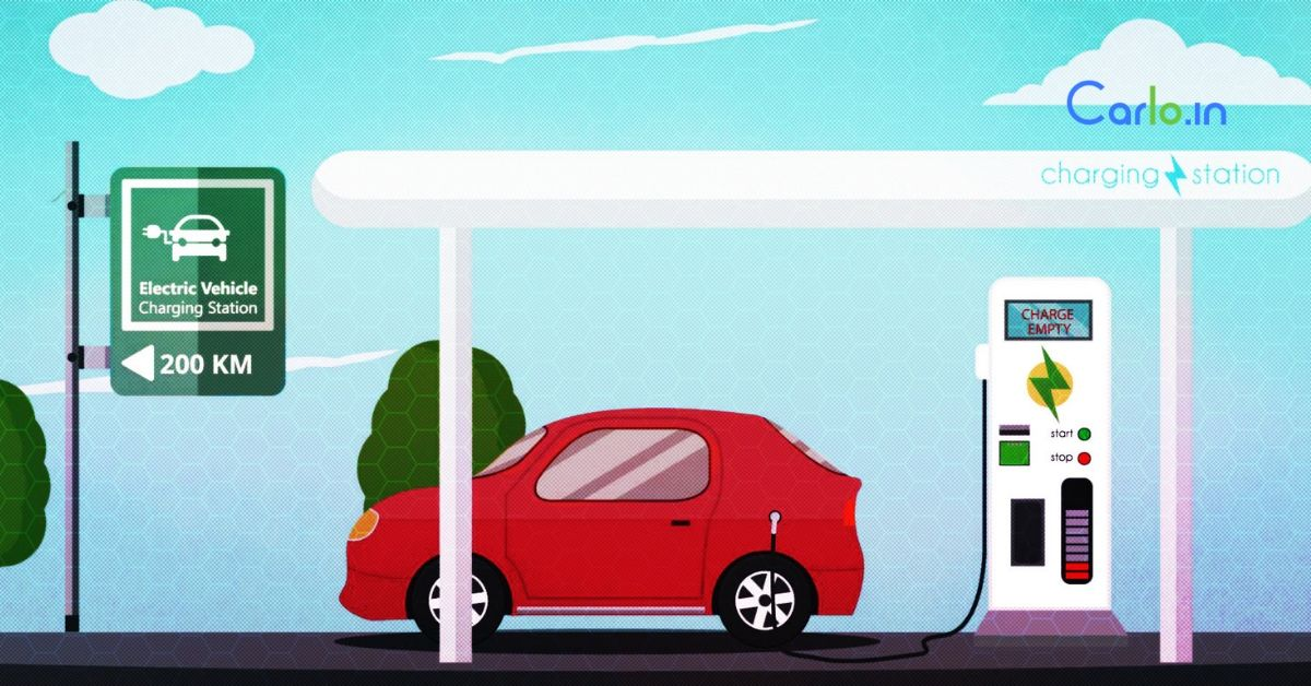 electric charging station in nagpur