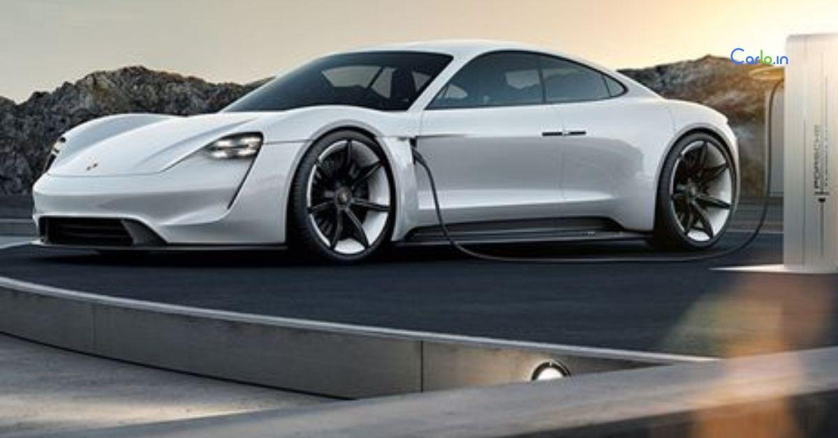 'Future is electric'_ Porsche sets out plans to battle Tesla