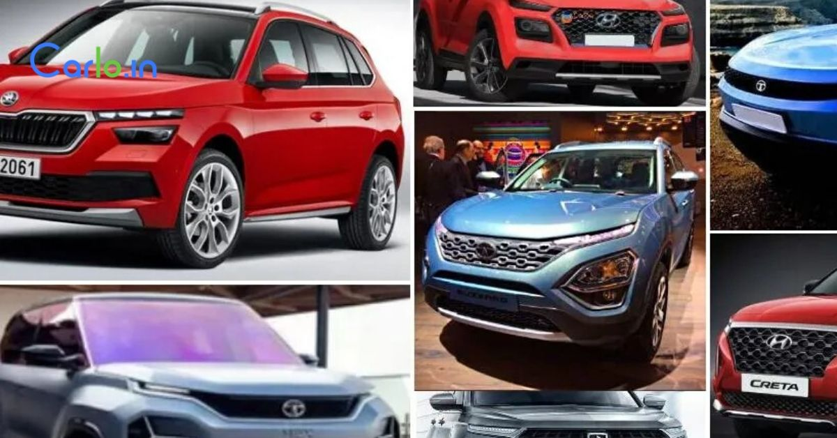 15 SUVs launching in India in 2020