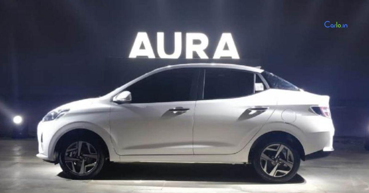 Hyundai Aura Variants Detailed Carlo In Blog