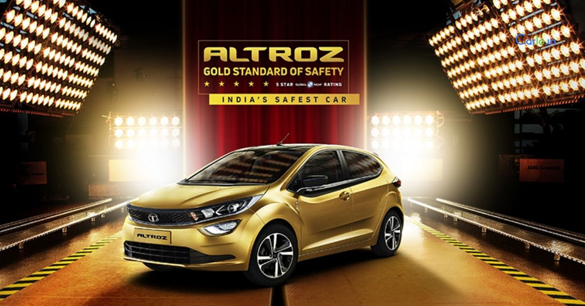 Tata Motors again rolls out the safest car in India