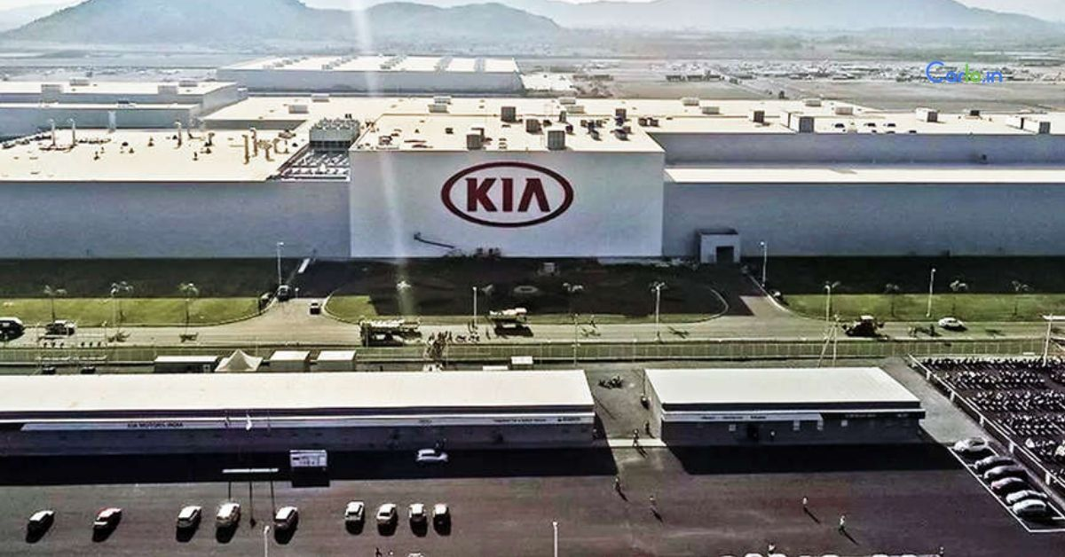 Kia India temporarily suspends operations at Anantapur plant