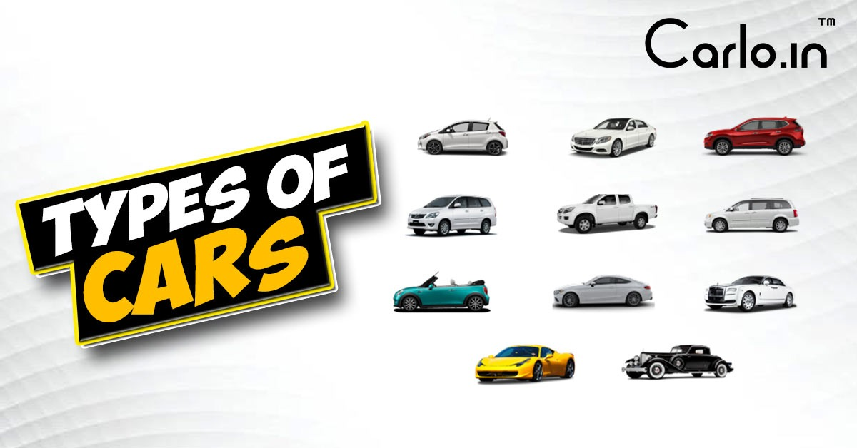 Types Of Cars In India Carlo In Blog