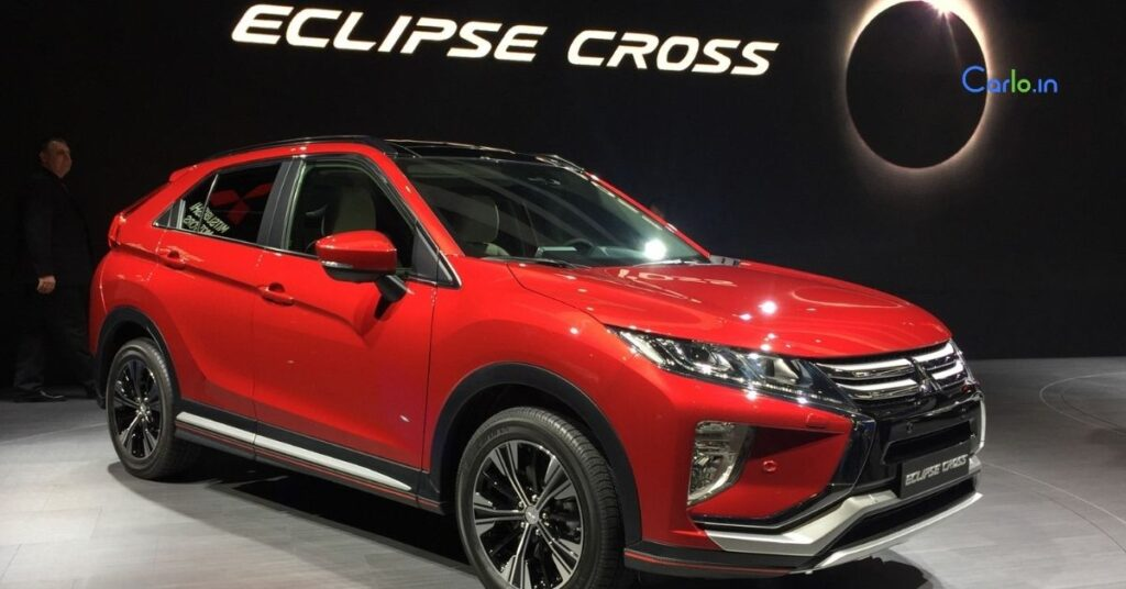 mitsubishi motors unveils new styling on 2022 eclipse