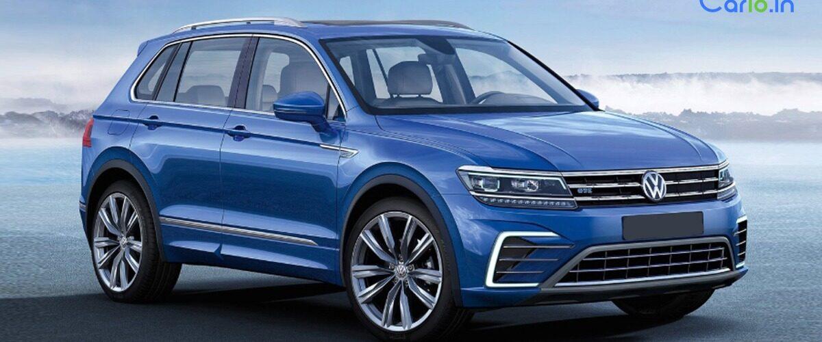 2021 Volkswagen Tiguan Allspace unveiled | Carlo.in Blog
