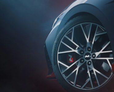First Images of Hyundai Elantra N revealed