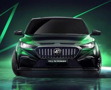 MG6-Xpower-unveiled